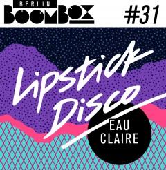 berlin Boombox Mixtape Cover Eau Claire
