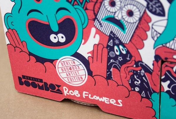 Artist Edition by Rob Flowers
