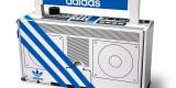Custom Berlin Boombox for Adidas