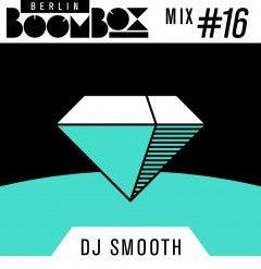 Cover Art for Berlin Boombox Mix #16